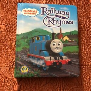 Thomas and Friends Railway Rhymes Board Book